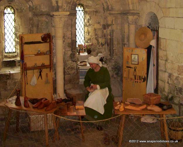 historical craft demonstration, Dover Castle for English Heritage